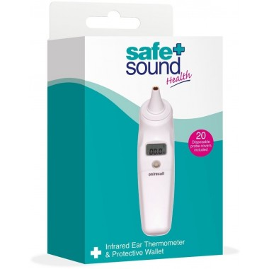 Safe + Sound SA8094 Infra Red Ear Thermometer