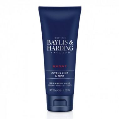Bayliss & Harding BHBMHBWCL Citrus Lime & Mint 250ml Hair & Body Wash