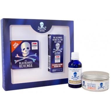 The Bluebeards Revenge BBRDESIGNK Designer Stubble Grooming Kit