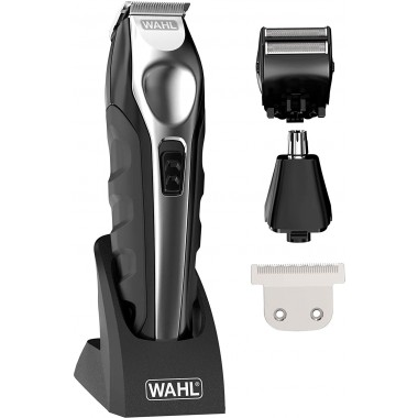 Wahl 9888-801 Beard Trimmer & Hair Clipper Grooming Kit
