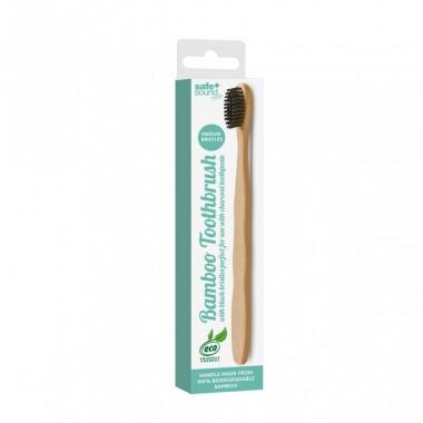 Safe + Sound SA1029 Bamboo Toothbrush