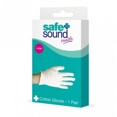 Safe + Sound SA8927 Large Cotton Glove