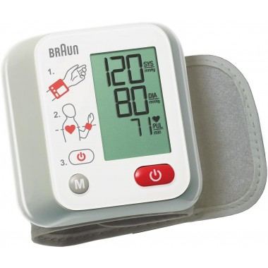 Braun BBP2000WE Blood Pressure Monitor