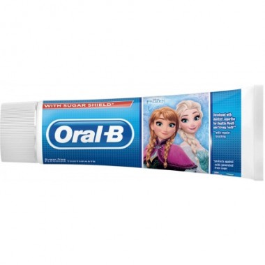 Oral-B 81552092 Frozen Stages 75ml Toothpaste