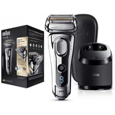 Braun 9297cc Series 9 Wet & Dry Men's Electric Shaver