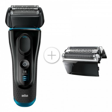 Braun 5140S With Free Foil & Cutter Series 5 Men's Electric Shaver