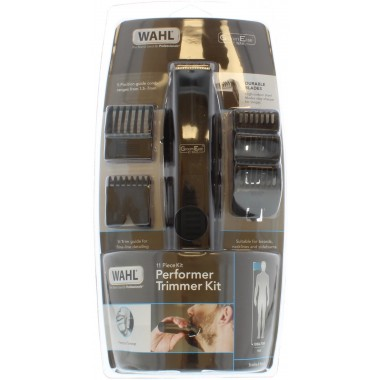 Wahl 5537-6217 Groomease Performer Beard Trimmer