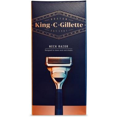 King C Gillette 81728957 Neck Razor