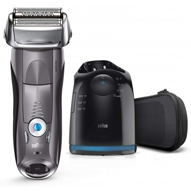 Braun 7865cc Series 7 Wet & Dry Men's Electric Shaver