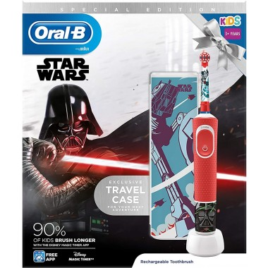 Oral-B 80349725 Stars Wars (with travel case) Electric Toothbrush