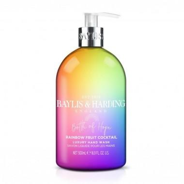 Bayliss & Harding BHHWBH Rainbow Bottle of Hope 500ml Hand Wash