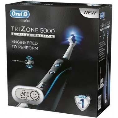Oral-B D34.535.6x TZ5000 TriZone Black Electric Toothbrush
