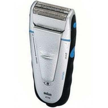 Braun 4776 TriControl S Men's Electric Shaver