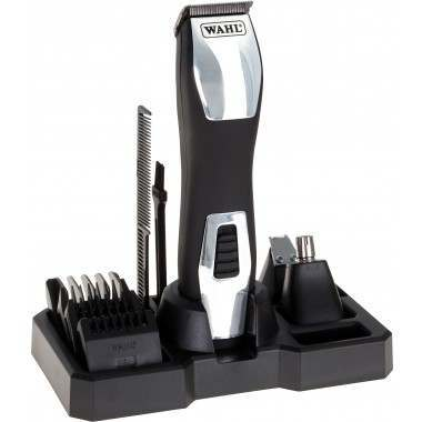 Wahl 9855-800 Groomsman Pro 3-in-1 Rechargeable Multi-Trimmer