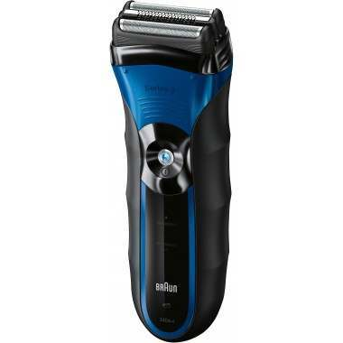 Braun 340 s-4  Series 3 Wet & Dry Men's Electric Shaver