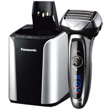 Panasonic ES-LV95 Arc5 Wet & Dry 5-Blade with Cleaning System Men's Electric Shaver