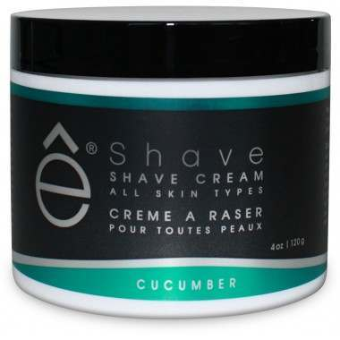 êShave 14008 120g Cucumber Shaving Cream