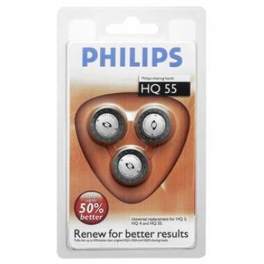 Philips HQ55/40 3 Pack Rotary Cutting Head