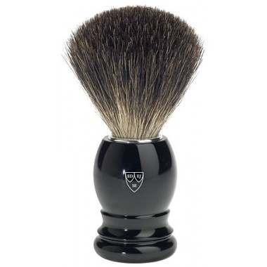 Edwin Jagger PPS-81P26 Imitation Ebony Shaving Brush
