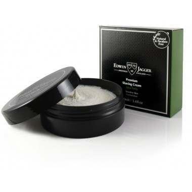 Edwin Jagger PPS-SCAV Aloe Vera Premium Shaving Cream