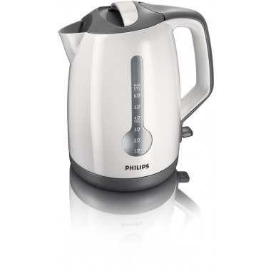 Philips HD4644/00 White-Grey Kettle