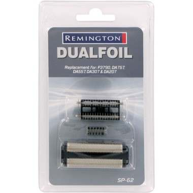 Remington SP62 DualFoil Foil & Cutter Pack