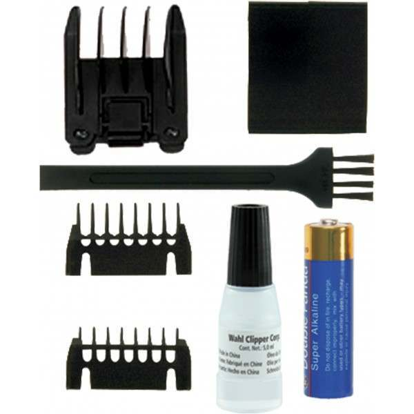 wahl 8066 717 pocket pro black beard trimmer. Black Bedroom Furniture Sets. Home Design Ideas
