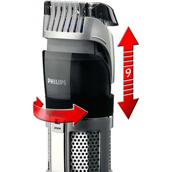 philips qt4045 70 series 7000 vacuum beard trimmer. Black Bedroom Furniture Sets. Home Design Ideas