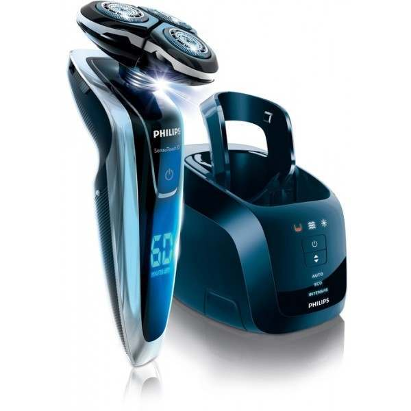 Philips RQ1280/22 SensoTouch 3D With Clean & Charge Men's Electric Shaver