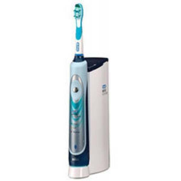 oral b how to change mode