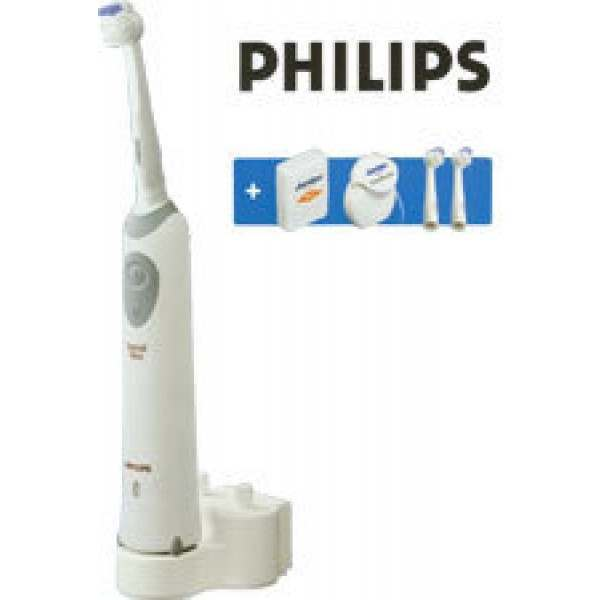 how to use electric toothbrush philips