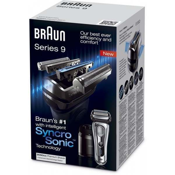 braun series 5 cleaning station instructions