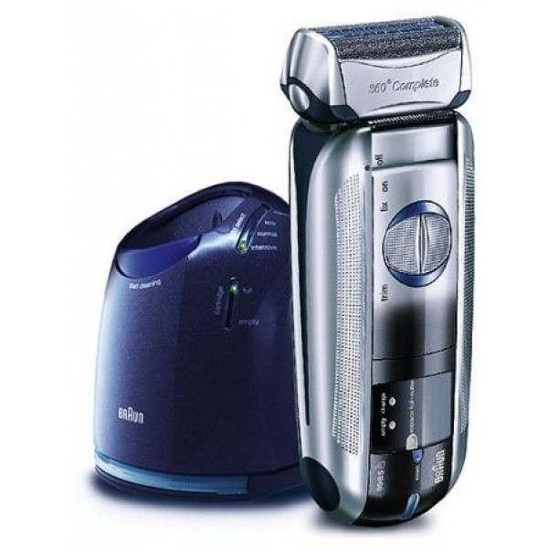 braun 540 series 5 men 39 s electric shaver. Black Bedroom Furniture Sets. Home Design Ideas