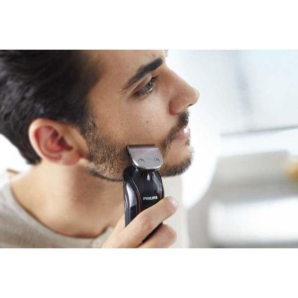 philips qg415 13 multigroom hair beard grooming kit. Black Bedroom Furniture Sets. Home Design Ideas
