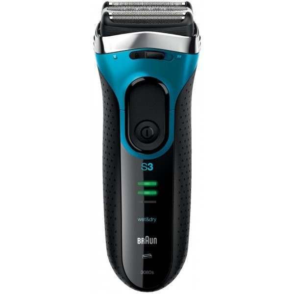 braun 3080s series 3 wet dry men 39 s electric shaver. Black Bedroom Furniture Sets. Home Design Ideas