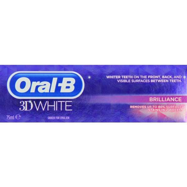 Oral B Tooth Paste 72
