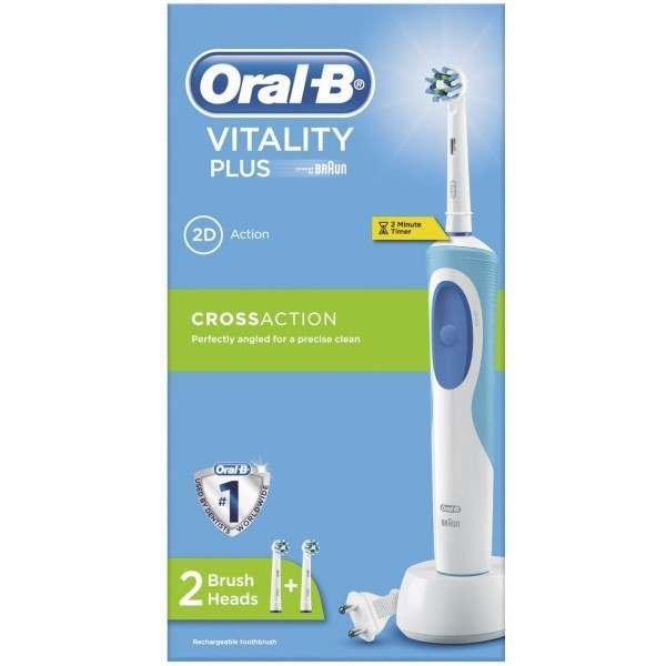 oral b toothbrush cross action fat black lesbian. Black Bedroom Furniture Sets. Home Design Ideas