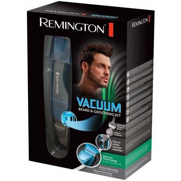 remington mb6550 vacuum beard grooming kit. Black Bedroom Furniture Sets. Home Design Ideas
