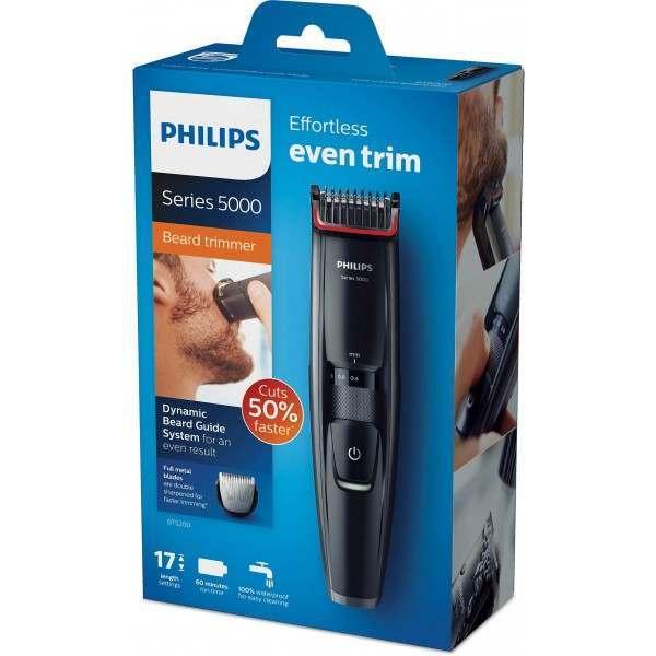 philips bt5200 13 series 5000 stubble beard trimmer. Black Bedroom Furniture Sets. Home Design Ideas
