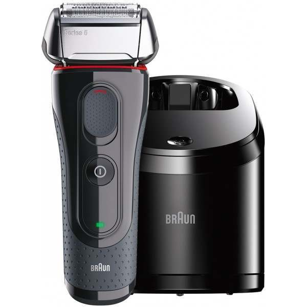 Braun 5050cc Series 5 With Clean Amp Renew System Men S