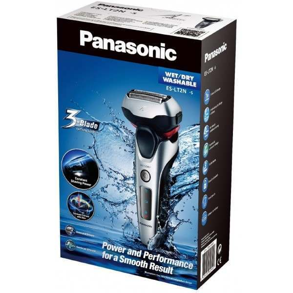 Panasonic ES LT2N electric shaver