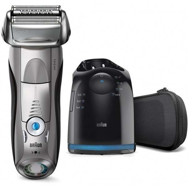 braun 7898cc series 7 clean charge men 39 s electric shaver. Black Bedroom Furniture Sets. Home Design Ideas
