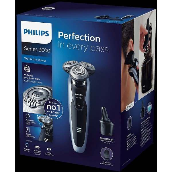 Philips S9211 26 Series 9000 Men S Electric Shaver