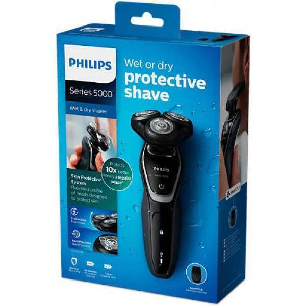 Philips S5210 06 Series 5000 Wet Amp Dry Men S Electric Shaver
