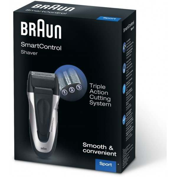 braun 197s 1 series 1 men 39 s electric shaver. Black Bedroom Furniture Sets. Home Design Ideas