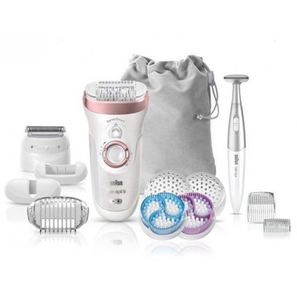 braun 9 980 silk epil 9 skin spa sensosmart epilator. Black Bedroom Furniture Sets. Home Design Ideas