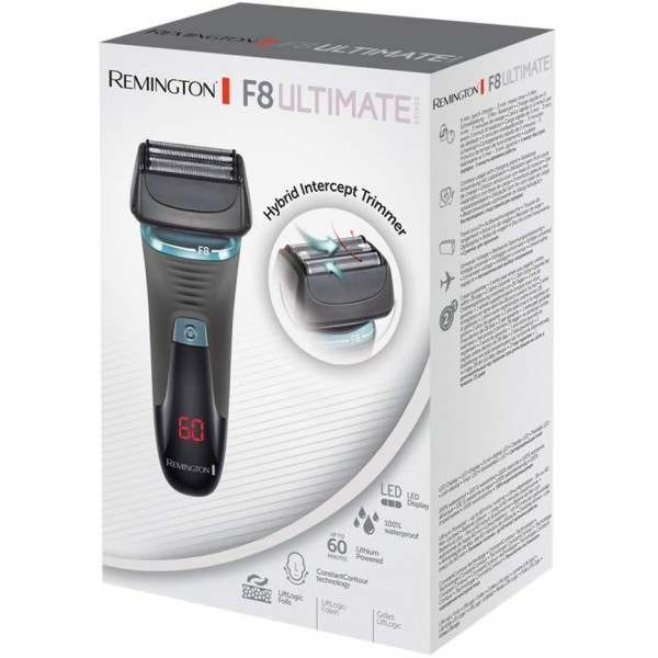 Remington Xf8705 Capture Cut Pro Foil Men S Electric Shaver