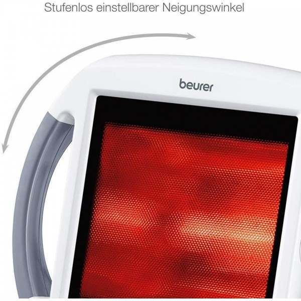 Beurer Il50 300 Watts Infrared Heat Lamp