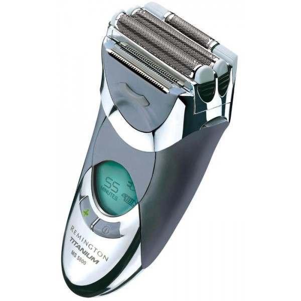 remington ms5800 titanium washable s electric shaver