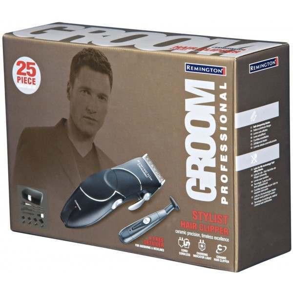 Remington Hc365 Groom Professional Stylist Hair Clipper